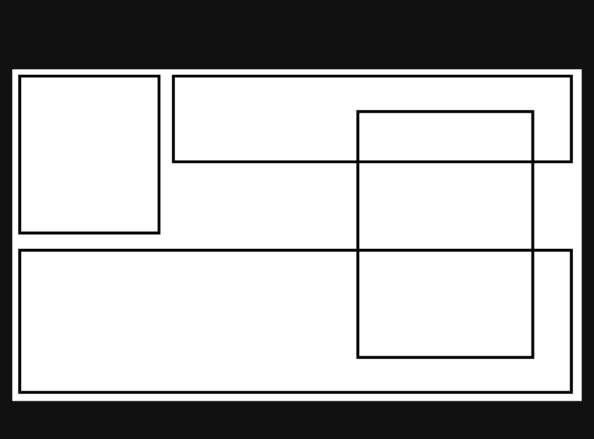 Layout representation